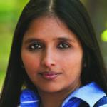 Headshot of CAP President, Shohini Ghose